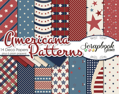 AMERICANA Digital Papers