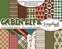 CABIN LIFE Digital Papers