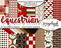 EQUESTRIAN Digital Papers
