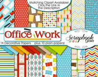 OFFICE WORK Digital Papers