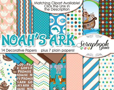 NOAH'S ARK Digital Papers