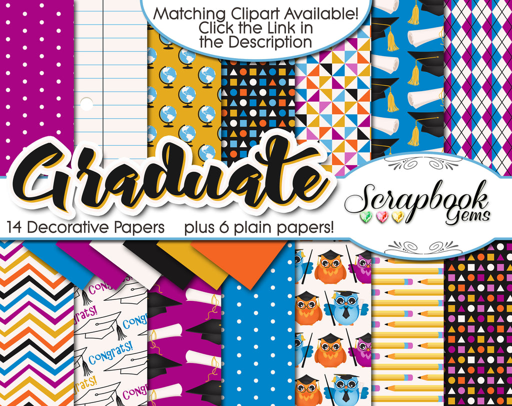 GRADUATE Digital Papers