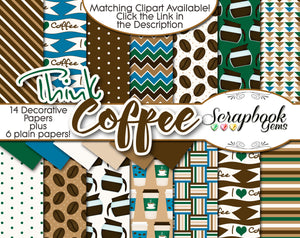 THINK COFFEE Digital Papers
