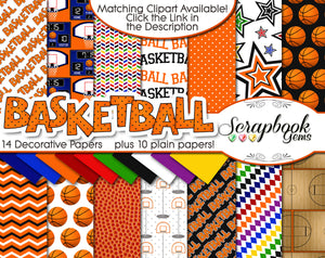 BASKETBALL Digital Papers