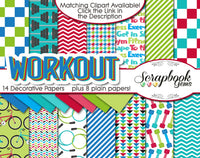 WORKOUT Digital Papers