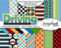 DRIVING Digital Papers