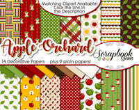 APPLE ORCHARD Digital Papers