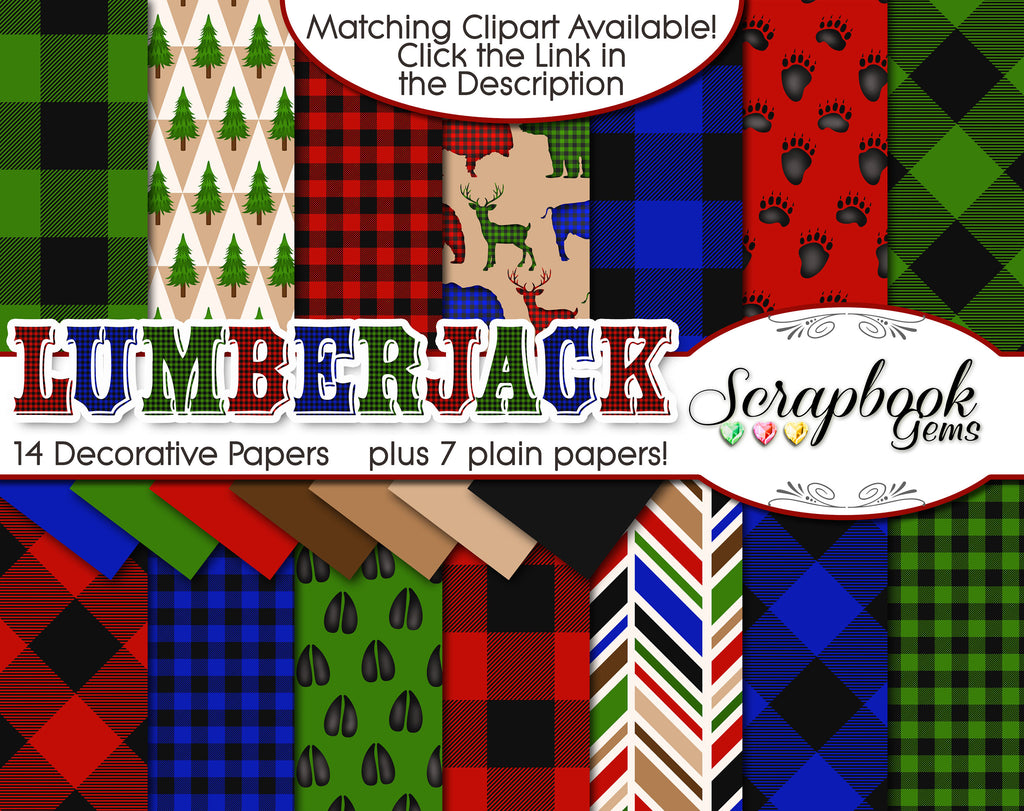 LUMBERJACK Digital Papers