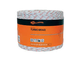 "Gallagher 1/4"" Turbo EquiBraid (200m)"