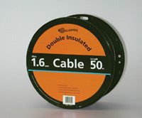 Gallagher Double Insulated Cable 16 Gauge
