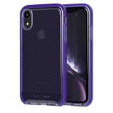 Estuche Pure Clear de Tech21 para iPhone XR