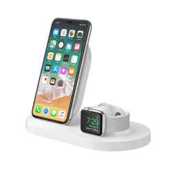 Cargador wireless boost up stand compatible con Apple Watch
