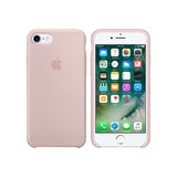 Estuche Apple Silicone - iPhone 7