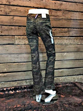 Jane Camo Fashion Jean