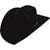 "20x Black 4 1/4"" brim-Hat-Branded Envy"