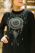 Zuni Dream Catcher Top
