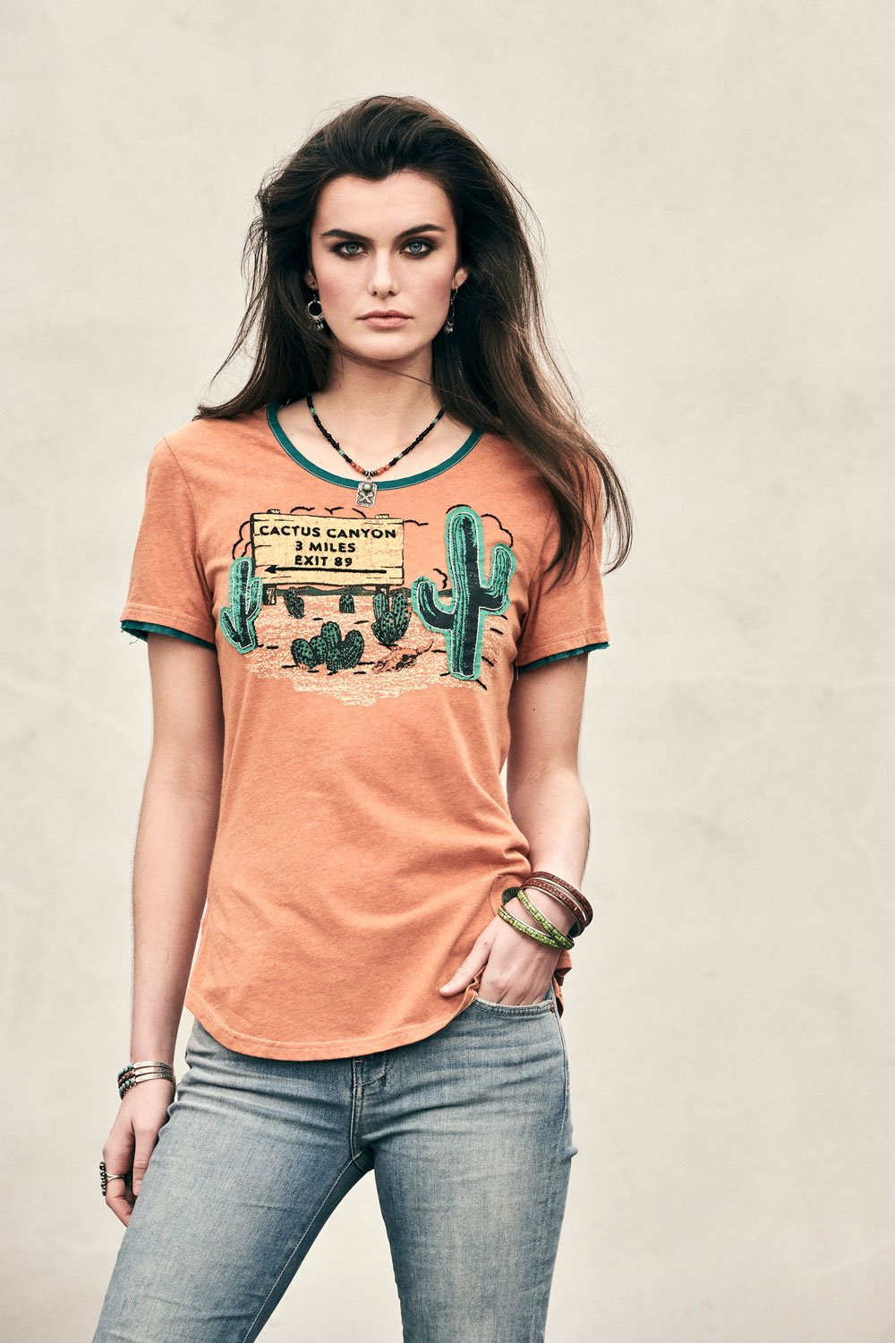 CACTUS CANYON TEE - SOMBRERO-shirt-Branded Envy