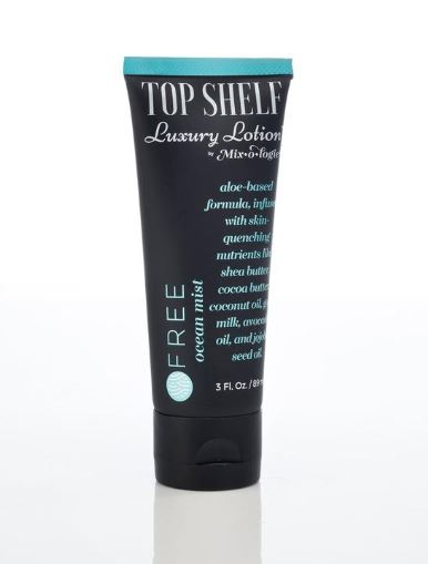 FREE (OCEAN MIST) - TOP SHELF LOTION-Lotion-Branded Envy