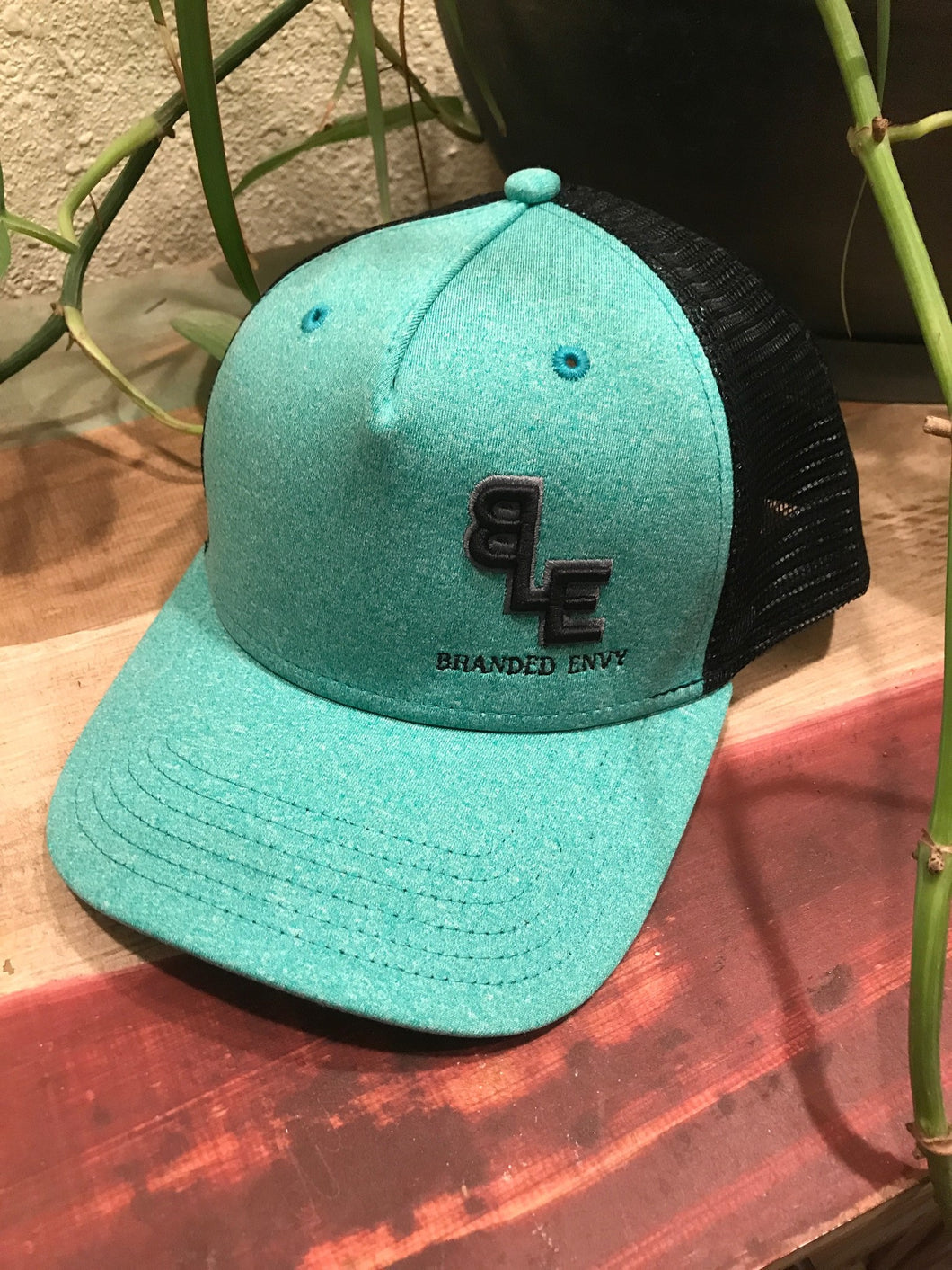 Branded Envy Logo Caps