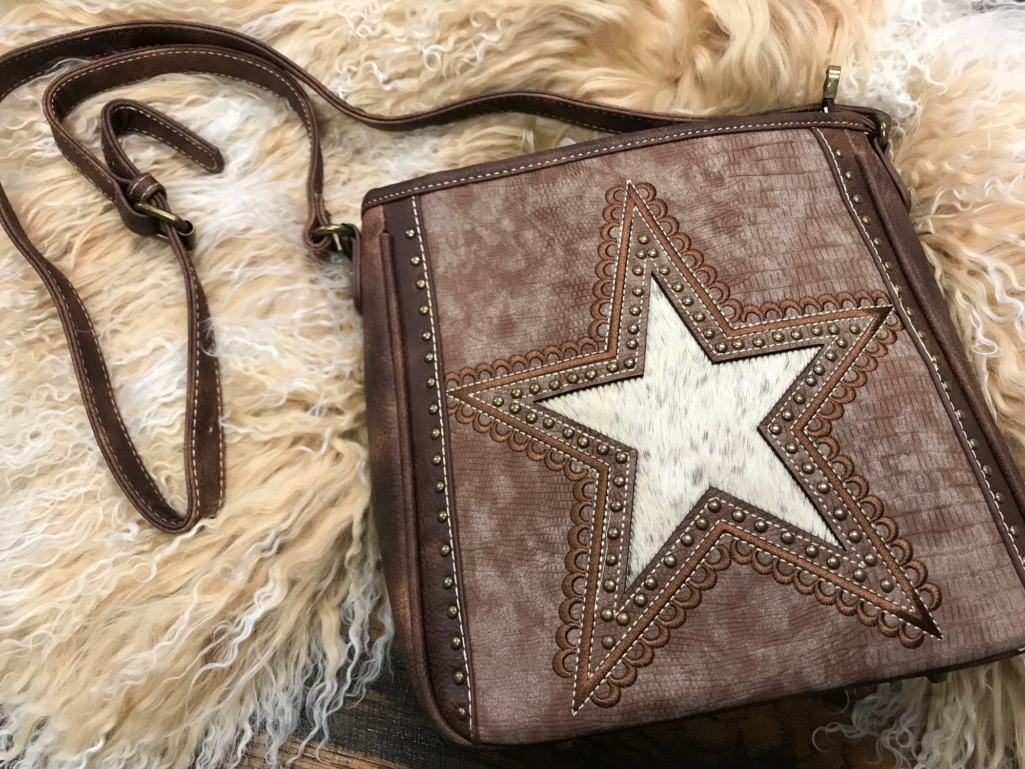 I See Stars Cross body Concealed Carry Bag-Bags-Branded Envy