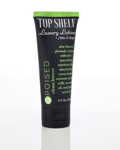 POISED (CLEAN BREEZE) - TOP SHELF LOTION-Lotion-Branded Envy
