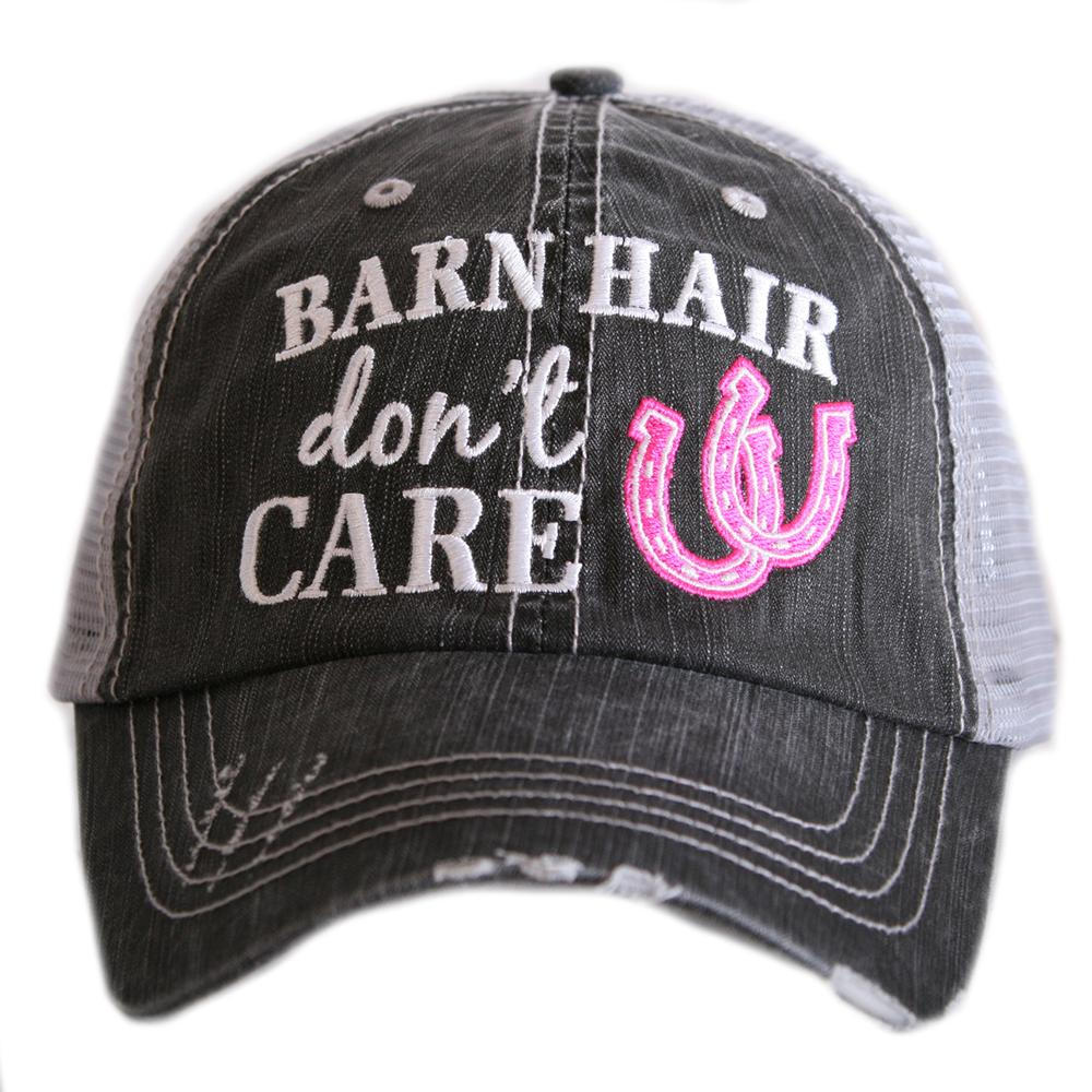 Barn Hair Don't Care Kid's Cap-Caps-Branded Envy