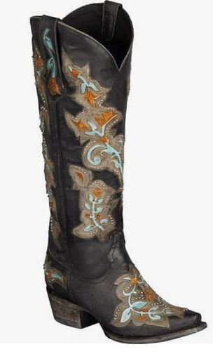 Bliss boot by Lane-Boots-Branded Envy