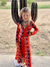 Lillian Aztec Girls Full length Jumpsuit