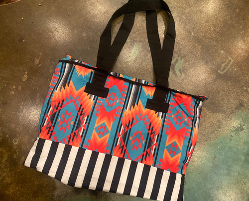 Fly Girl Tote