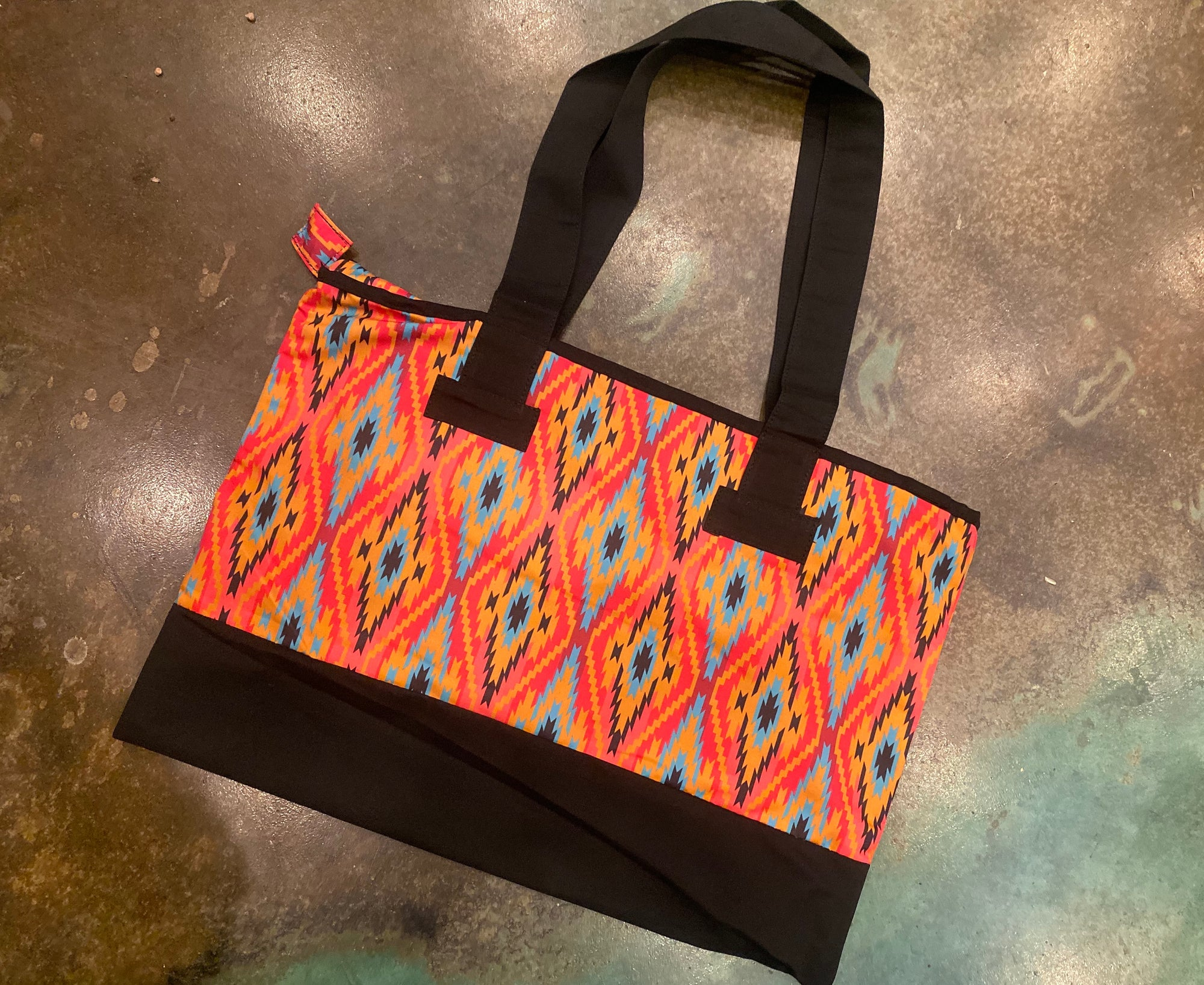 Sly Tote-Bag-Branded Envy