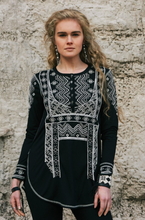Pueblo Pass Tunic Black