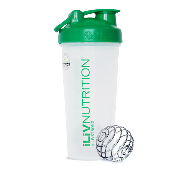 iLIV Nutrition BlenderBottle