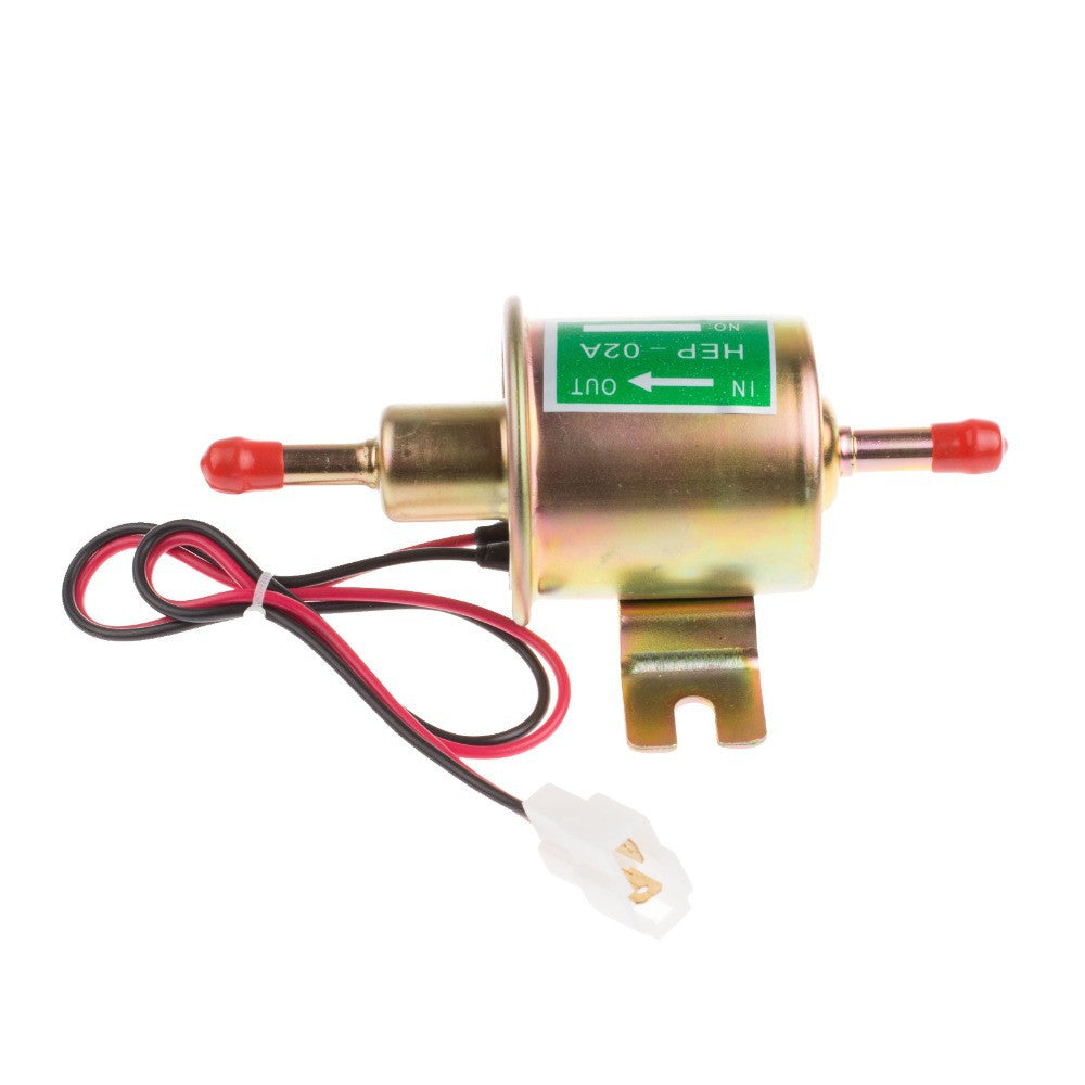 12v Universal Car Vehicle Electric Fuel Pump Gas Diesel Inline Low Cable Pinout 15 Iphone 5 Data Wiring Diagram Emprendedorlink Pressure Rh Theonlyplaceforwatches Com