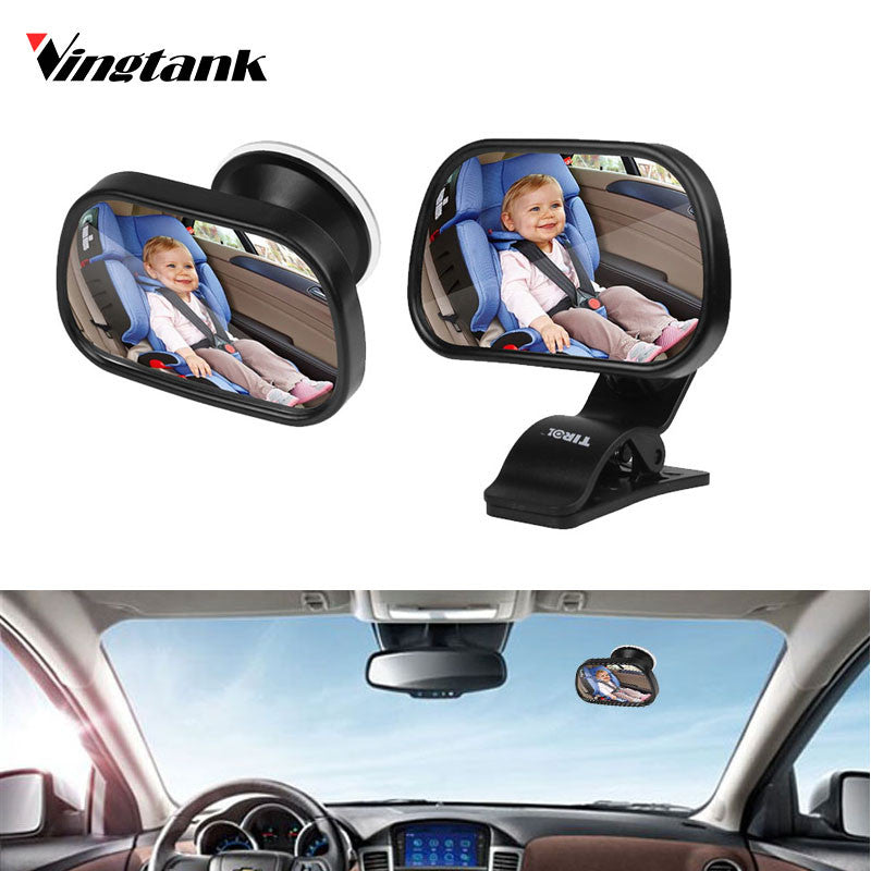 Baby Rearview Mirror Seat Car Child Kids Rear View Safety Reverse Seats