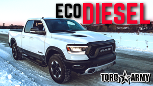 2020 RAM 1500 ECODIESEL - REVIEW