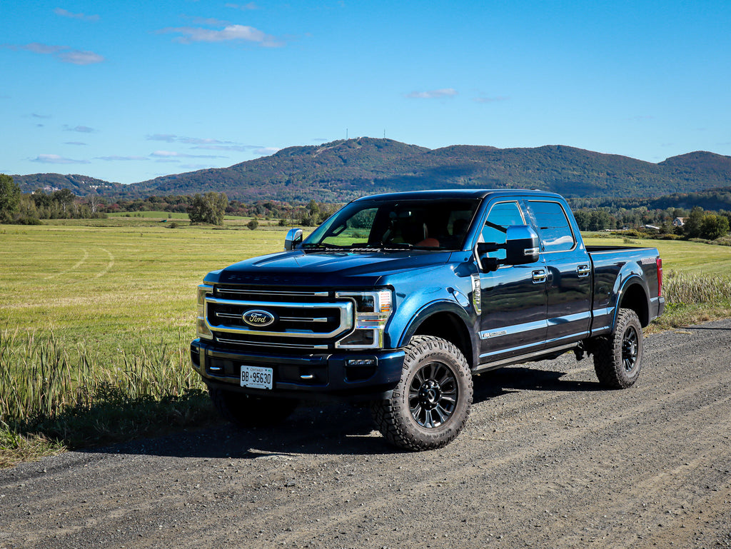 FORD F-250 SUPER-DUTY TREMOR - REVIEW