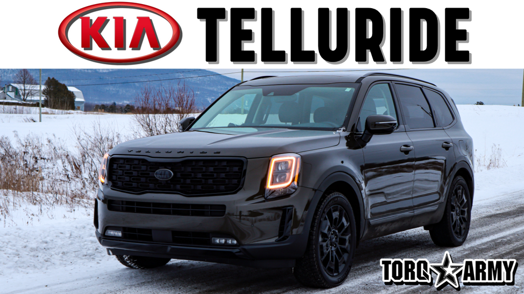 2021 KIA TELLURIDE SX LIMITED NIGHTSKY - REVIEW