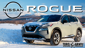 2021 NISSAN ROGUE PLATINUM - REVIEW