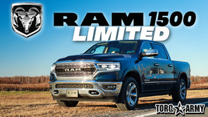 RAM 1500 LIMITED - THE MOST LUXURIOUS TRUCK ON THE MARKET ?