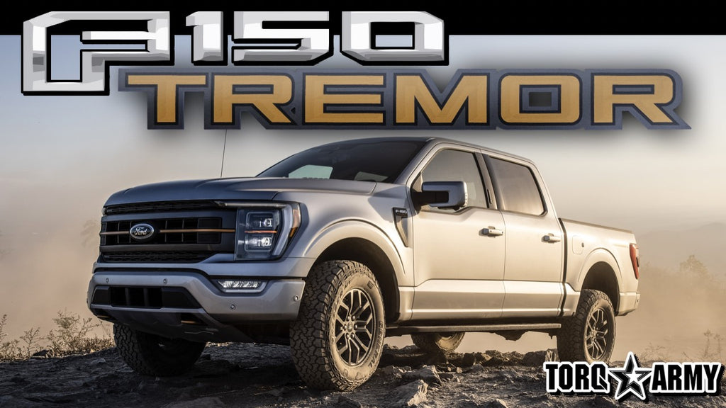 2021 FORD F-150 TREMOR - FULL OVERVIEW