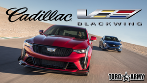 CT4-V & CT5-V BLACKWING - HIGH PERFORMANCE CADILLAC
