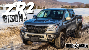 CHEVROLET COLORADO ZR2 BISON - REVIEW