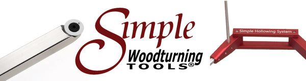 Simple Woodturning Tools