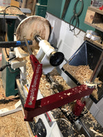 Hollowing System with Laser for Woodturners | Simple Woodturning Tools