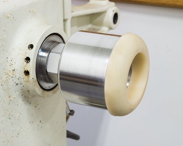 Vacuum Chuck for Woodturning on a Wood Lathe