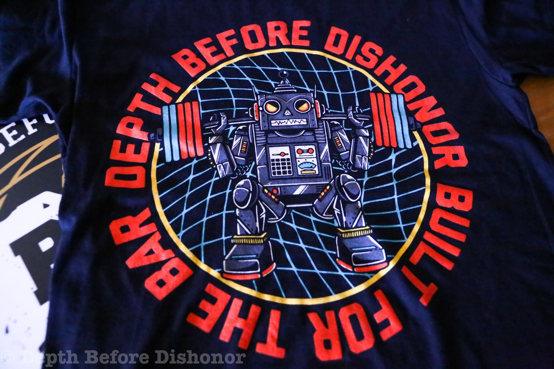 Built for the Bar) DBDS ROBO tee