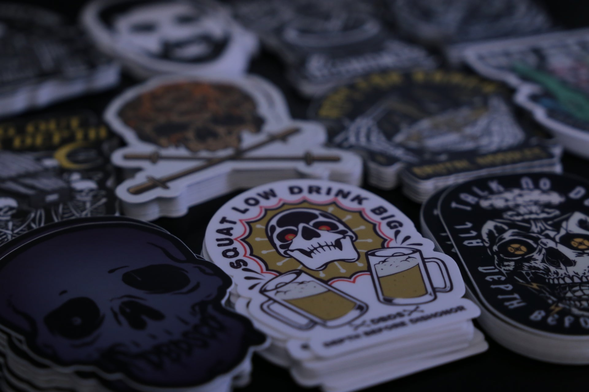 (Sticker Bundle ( 5 pack)