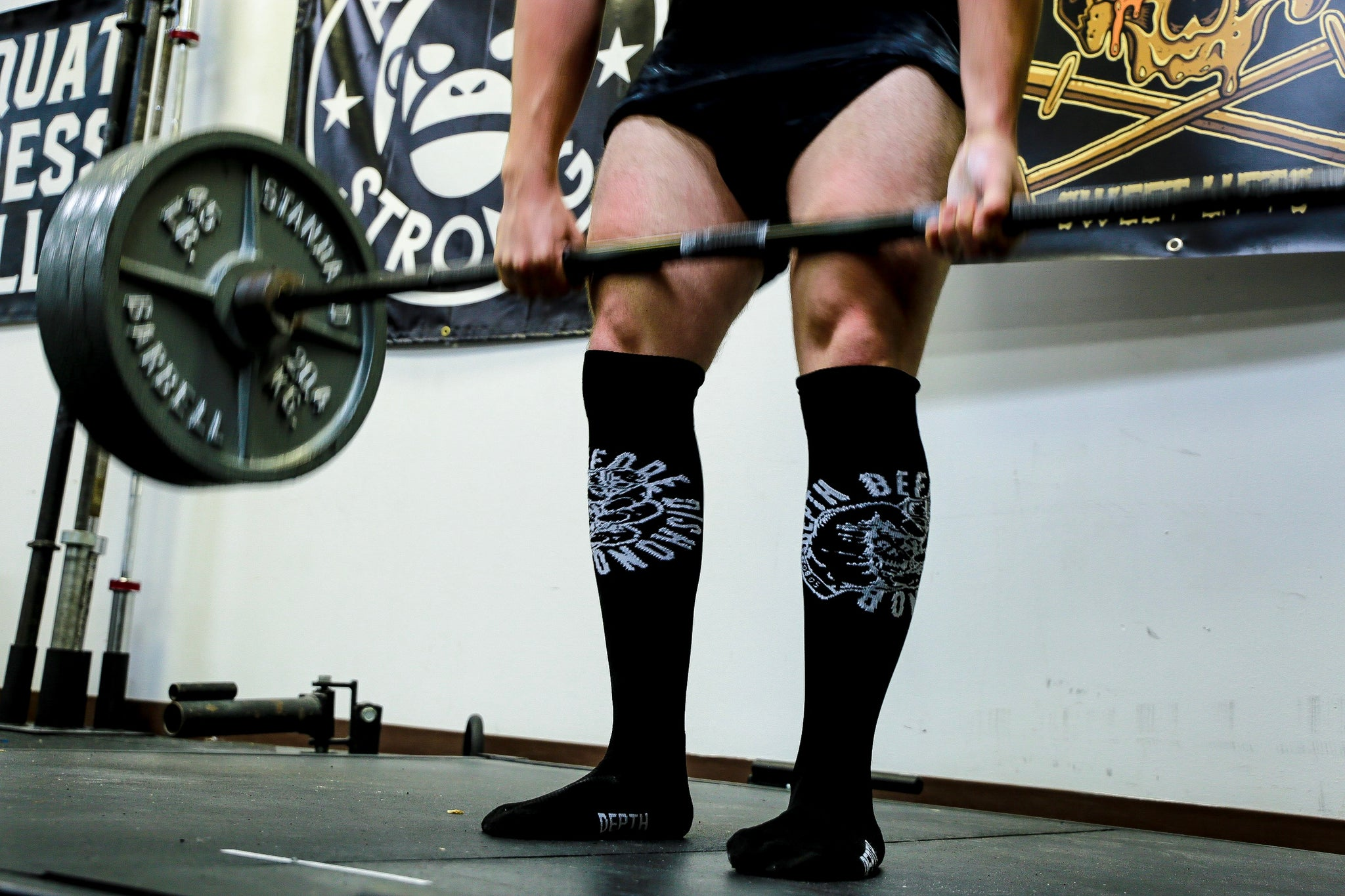 **DBDS Deadlift Socks