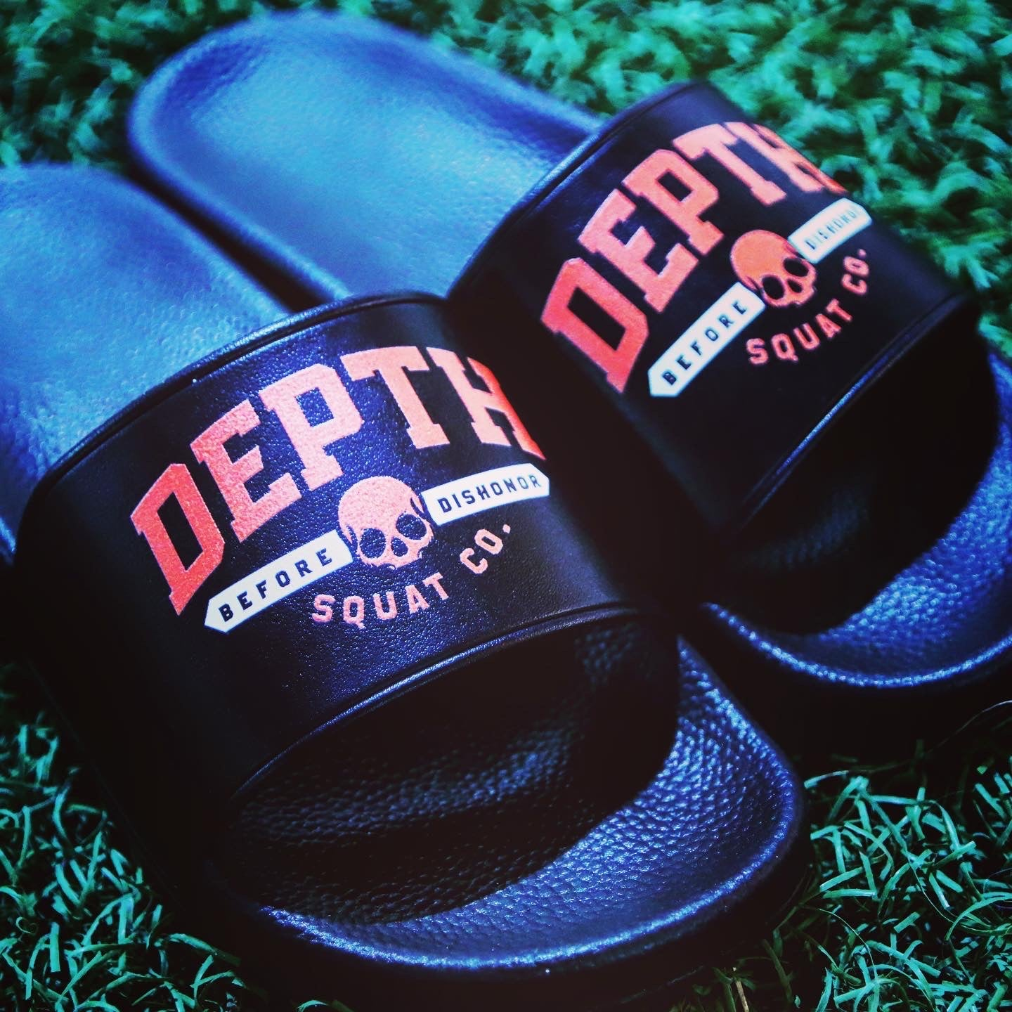 DBDS Depth Crew Slides