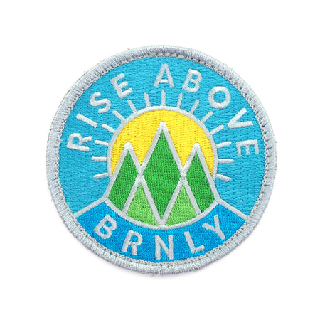 BRNLY Rise Above Daylight Patch